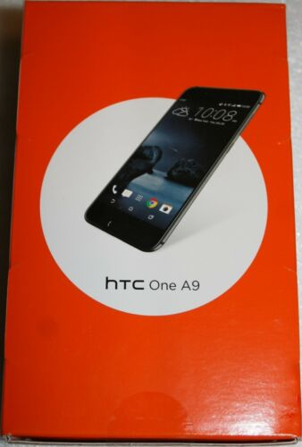 HTC One A9 4G LTE with 32GB Memory Cell Phone Carbon Gray (AT&T) 6940A