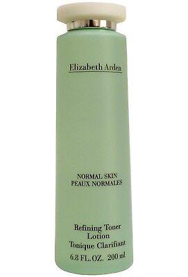 Elizabeth Arden Refining Toner Lotion 200ml Normal Skin - Brand New