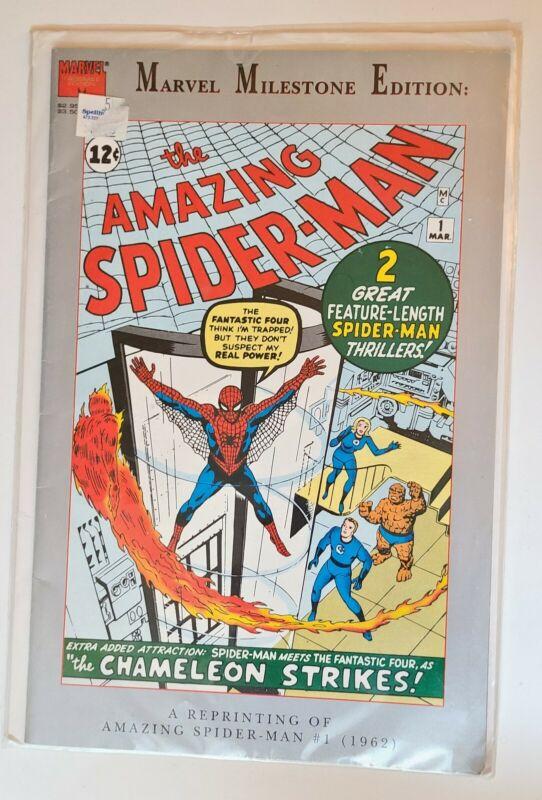 The Amazing Spider-Man # 1 Issue Reprint Marvel Milestone Edition  spiderman