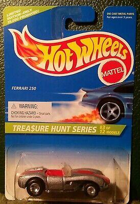 1996 HOT WHEELS TREASURE HUNT SERIES FERRARI 250 #3 of 12