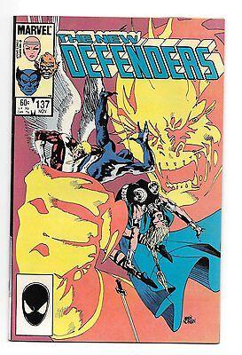 The Defenders #137 (Nov 1984, Marvel)