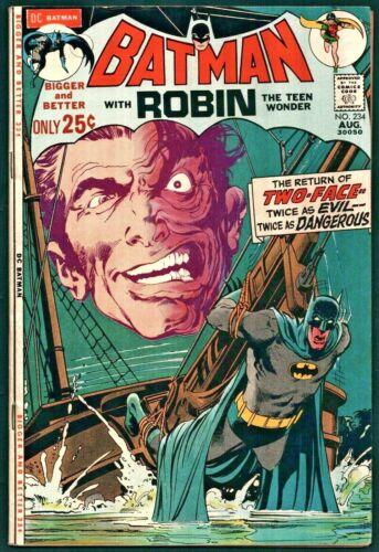 Batman #234 Bronze Age DC 8.0