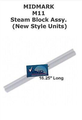 Steam Block Kit For Midmark M11m11d Autoclave Mik237 002-1244-00 Warranty 1 Yr