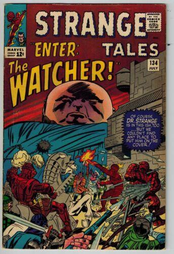 Strange Tales #134, Vol 1, VF Condition