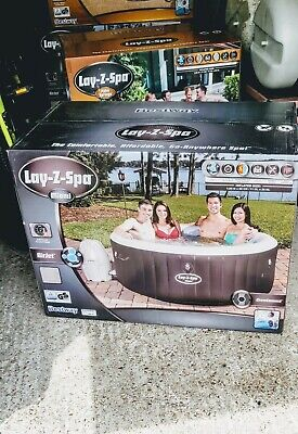 Bestway Lay-Z-Spa Miami Inflatable Luxury Hot Tub BRAND NEW IN BOX