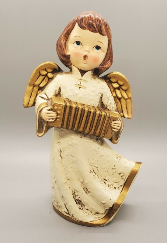ANGEL DICKSON with Accordion, Made in Japan