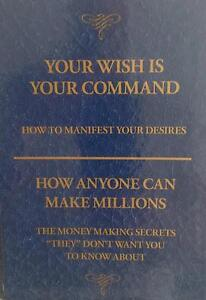 """YOUR WISH IS YOUR COMMAND"" LAW OF ATTRACTION/LOA AUDIOSET Glen Huntly Glen Eira Area Preview"