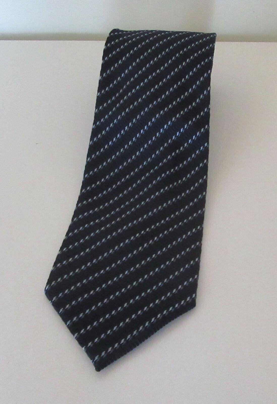 neuf - cravate armani - 100 % soie