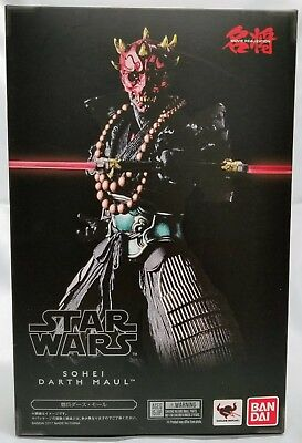 New Bandai Tamashii Movie Realization Star Wars Sohei Darth Maul USA
