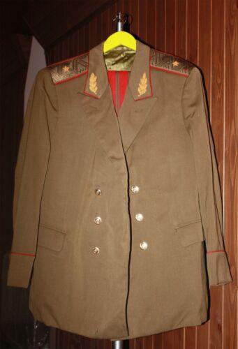 Soviet USSR Major General Everyday Uniform 1978 Tunic Pants Shoulder strap order