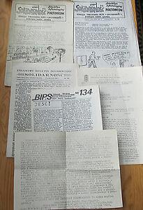 BIULETYNY INFORMACYJNE SOLIDARNOŚĆ/Illegal newsletters Solidarity - <span itemprop=availableAtOrFrom>Gdynia, Polska</span> - BIULETYNY INFORMACYJNE SOLIDARNOŚĆ/Illegal newsletters Solidarity - Gdynia, Polska