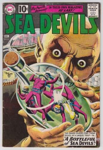 L8272: Sea Devils #2, Vol 1, VG/F Condition