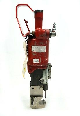 Chicago Pneumatic Cp-0351 Compression Riveter Squeezer W Pw Flaring C Yoke