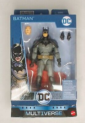 "DC Multiverse Batman Gotham by Gaslight 6"" Figure Lex Luthor Collect Connect"