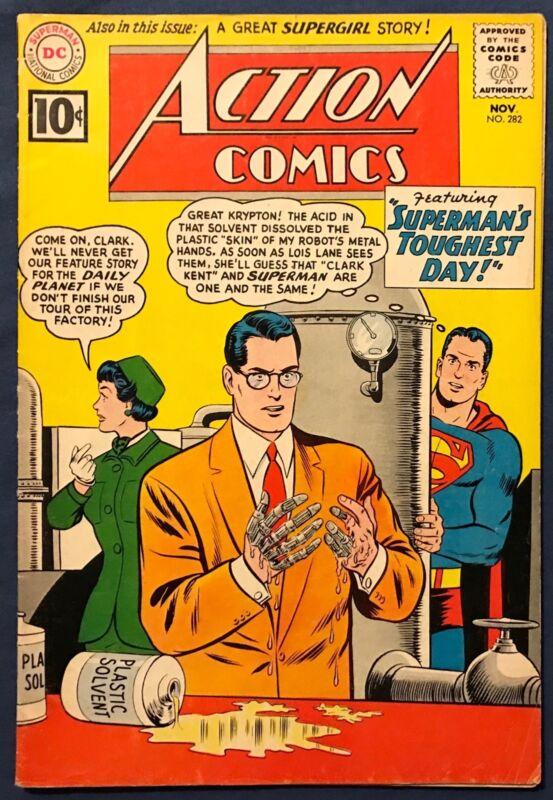 Action Comics #282 Nov 1961