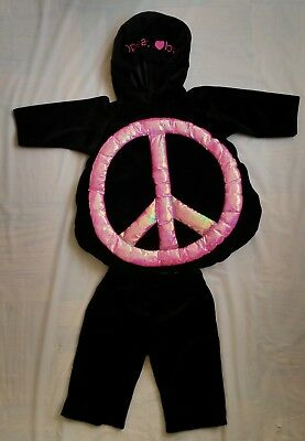 Amy Coe Peace and Love costume for infants 6 to 9