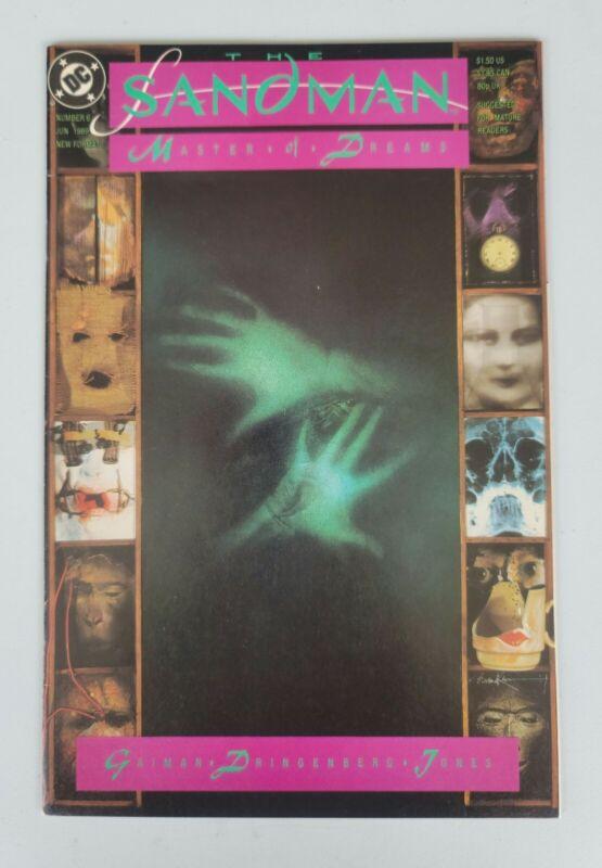Sandman #6 (1989) Vertigo 1st Print VF+ 8.5 Netflix show soon!