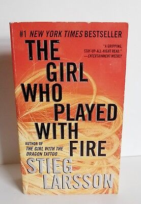 Stieg Larsson The Girl Who Played With Fire Buy Books Online Book Sales On Line - Buy Girl Online