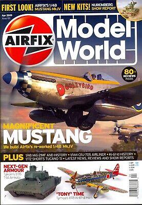 AIRFIX Model World April 2019