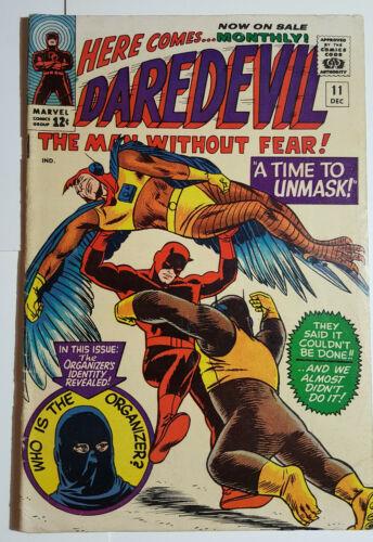 DAREDEVIL 11 Stan Lee, WALLY WOOD art