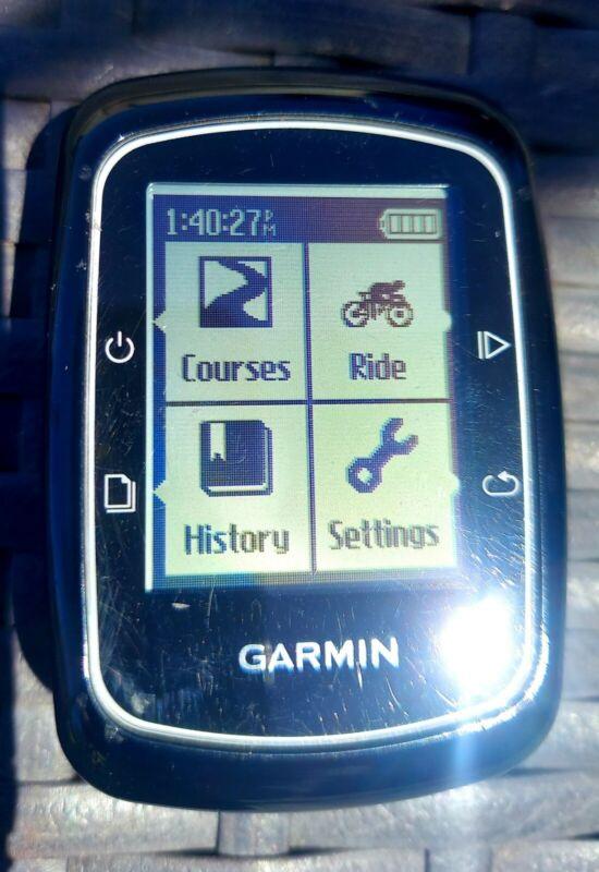 Garmin Edge 200 GPS Cycling Computer with Handlebar Mount and USB Cable