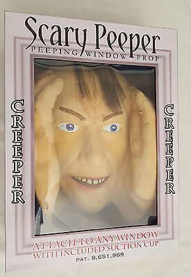 Scary Peeper Creepy Peeping Tom Prank Window Party Prop Decoration New Halloween - Peeping Tom Halloween