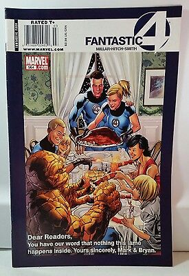 Fantastic Four #564 MARVEL  FN/VF COMIC BOOK