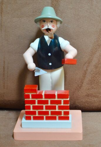 Vintage Bricklayer Smoker Made in Germany