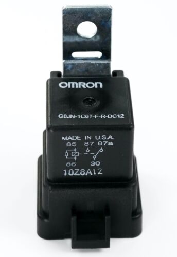 Omron G8JN-1C6T-F-R-DC12 Relay 30 AMP Part GM# 2555 3447, Bosch# 0 332 204 184