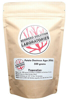 Dehydrated Potato Dextrose Agar Powder Pda 500 Grams