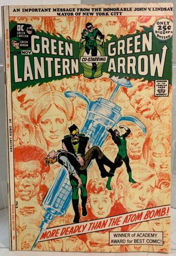 Green Lantern #86 (1971) 5.0 VG/FN O