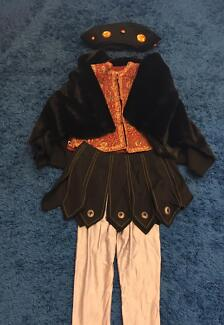 Henry VIII dress up costume for kids
