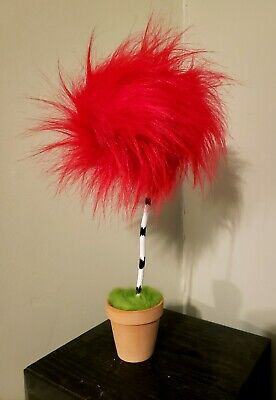 Unique Dr Suess Lorax Truffula Trees Birthday Party decor prop Congrats Gift! - Dr Suess Birthday Decorations