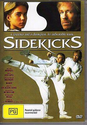 Sidekicks   Chuck Norris New All Region Dvd