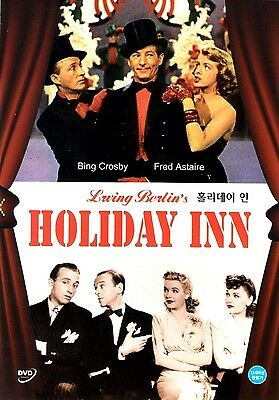Irving Berlin's Holiday Inn (1942) Bing Crosby Fred Astaire [DVD] FAST SHIPPING