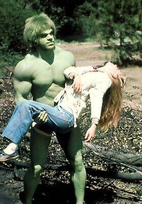 The Incredible Hulk - TV SHOW PHOTO #40 - LOU FERRIGNO