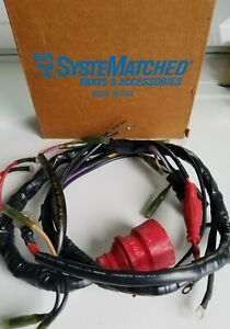 genuine omc johnson evinrude wiring harness 584404 0584404