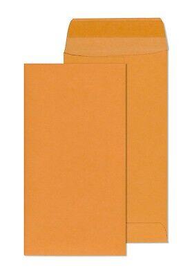7 Coin Envelopes - Money Envelopes For Cash Coin - 500pack