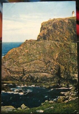Scotland Cape Wrath and the Lighthouse Sutherland - posted