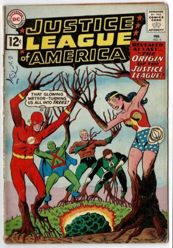 Justice League 9 VG