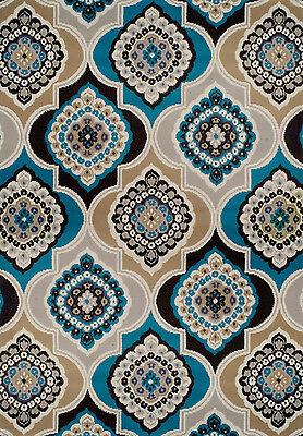 New Modern Blue Rug 8x11 Rug Blue Carpet 5x8 Rugs 8x10 Rugs