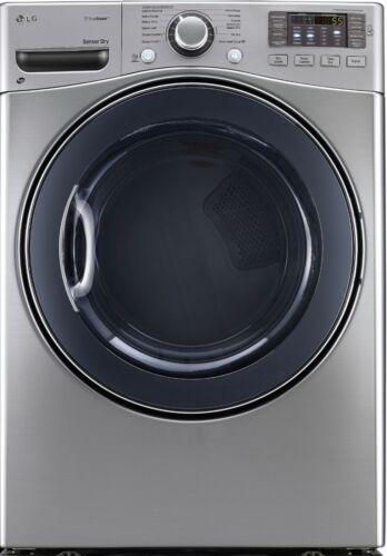 LG Steam Dryer Series DLEX3570V 27 Inch Electric Dryer with TrueSteam