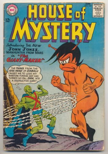 House of Mystery #143 (1964) Good/Very Good (3.0) ~ DC Comics ~ Silver Age