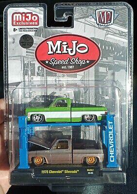 M2 Auto-Lift 1975 Chevrolet Silverado MiJo Speed Shop Exclusive CHASE!