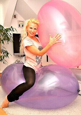 Ballon Ballonfahrt  Ballonfahrer mit Korb  Höhe45cm zum aufhängen