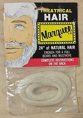 MARQUEE THEATRICAL HAIR