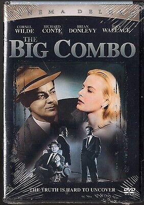 The Big Combo (DVD, 2005, Cinema Deluxe Series) Cornel Wilde BRAND NEW