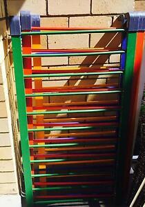 Wooden Coloured Playpen Petersham Marrickville Area Preview