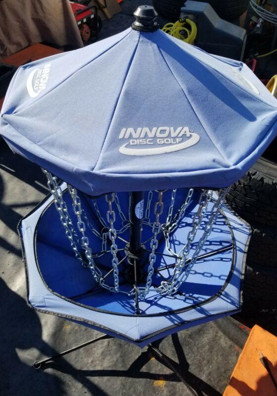 INNOVA SKILLSHOT DISCATCHER TRAVELER Portable Disc Golf Basket/Target