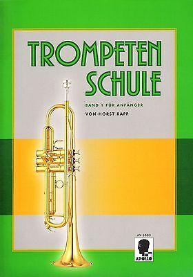 Trompetenschule für Anfänger Bd. 1